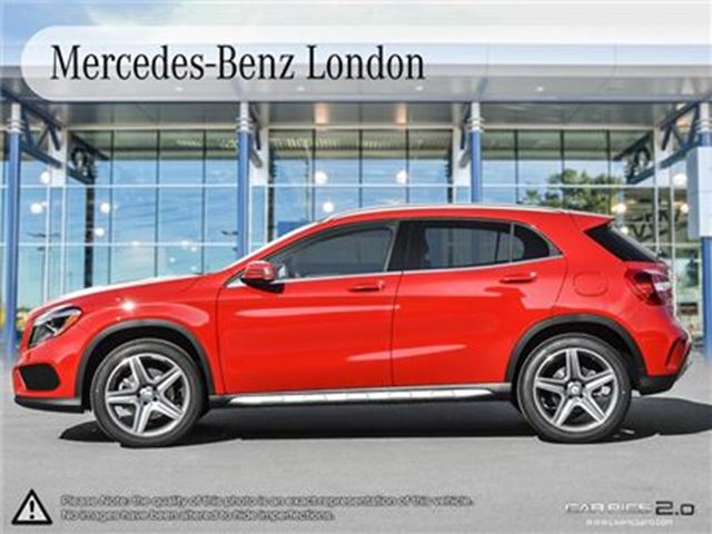 2017 mercedes benz gla250 4matic suv london ontario car for 2017 mercedes benz gla250 suv