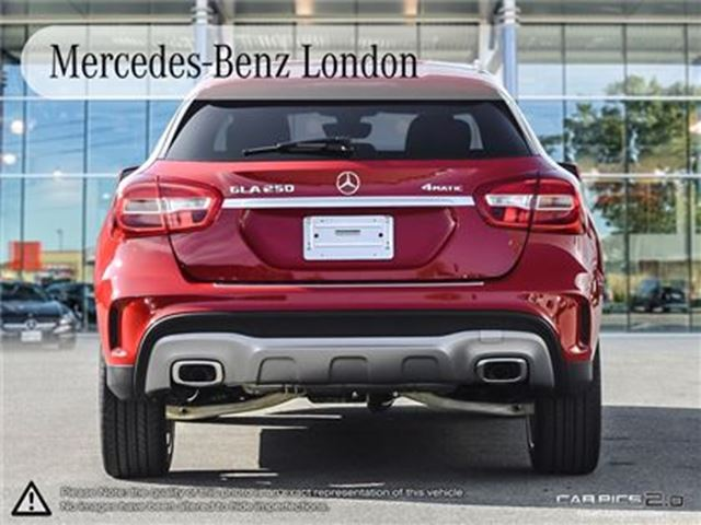 2017 mercedes benz gla250 suv 4matic red mercedes benz for Mercedes benz london
