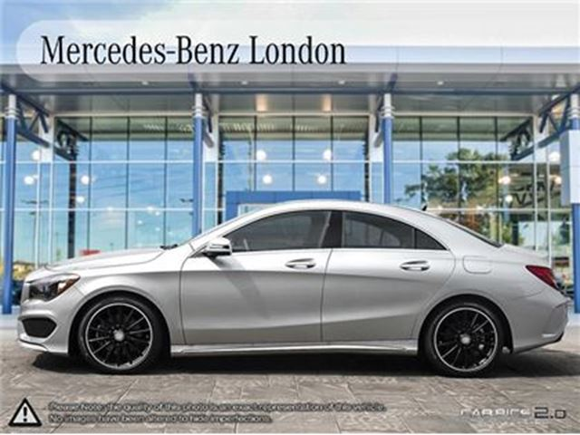 2016 mercedes benz cla250 4matic coupe london ontario used car for sale 2699885. Black Bedroom Furniture Sets. Home Design Ideas