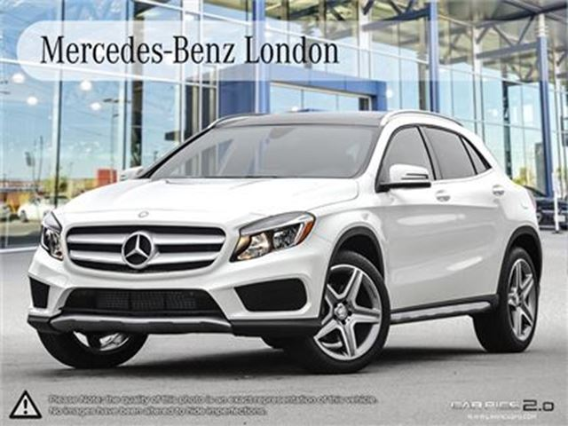 2017 mercedes benz gla250 suv 4matic london ontario used car for sale 2699888. Black Bedroom Furniture Sets. Home Design Ideas
