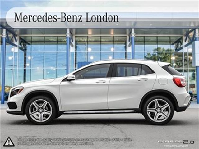 2017 mercedes benz gla250 suv 4matic london ontario for Mercedes benz london ontario