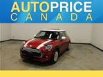 2015 MINI Cooper AUTO PANORAMIC ROOF LEAHTER in Mississauga, Ontario