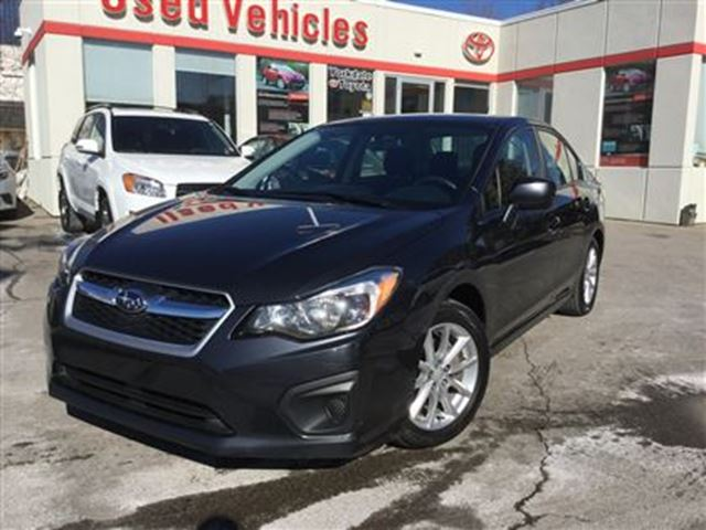 2014 subaru impreza awd touring pkg alloys fogs heated seats toronto ontario used. Black Bedroom Furniture Sets. Home Design Ideas