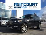 2015 Land Rover Range Rover Sport V6 HSE/SUPERCHARGED/22/NAVI/ONLY 25535KMS in Toronto, Ontario
