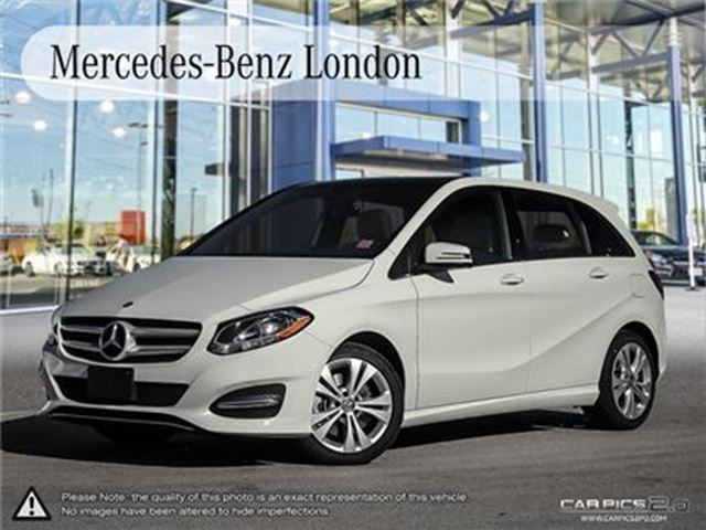 2016 Mercedes Benz B Class 4matic London Ontario Used