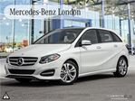 2017 Mercedes-Benz B-Class 4MATIC in London, Ontario