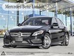 2017 Mercedes-Benz C-Class C300 4MATIC Sedan in London, Ontario