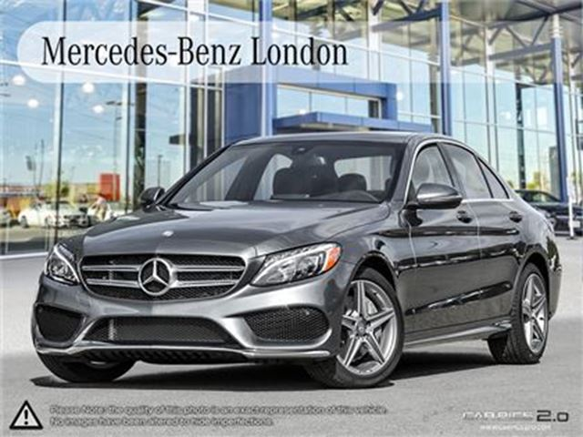 2017 mercedes benz c300 4matic sedan mercedes benz for Mercedes benz london
