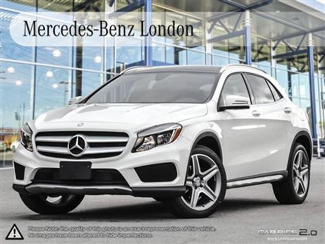2017 mercedes benz gla250 suv 4matic london ontario for 2017 mercedes benz gla250 suv