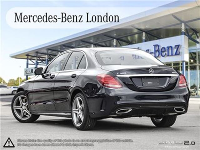 2017 mercedes benz c class c300 4matic sedan london ontario used car for sale 2699936. Black Bedroom Furniture Sets. Home Design Ideas