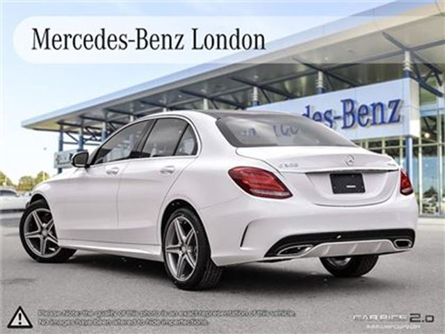 2017 mercedes benz c class c300 4matic sedan london for Mercedes benz finance login