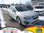 2013 Subaru Impreza 2.0i   AWD     NAV   ONE OWNER   SAT in London, Ontario