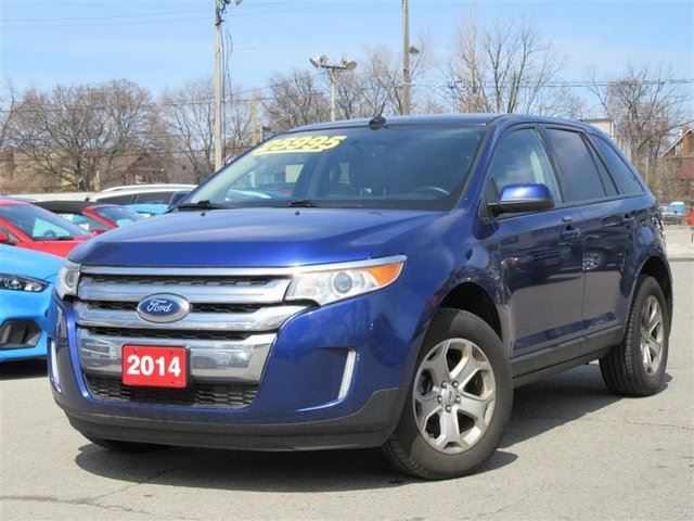 2014 ford edge sel awd nav roof 202a toronto ontario used car for sale 2700044. Black Bedroom Furniture Sets. Home Design Ideas