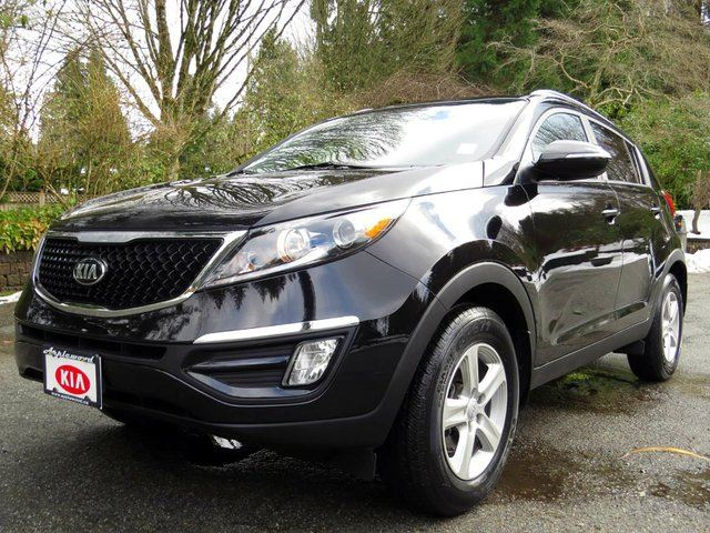 2014 kia sportage lx langley british columbia used car for sale 2699404. Black Bedroom Furniture Sets. Home Design Ideas