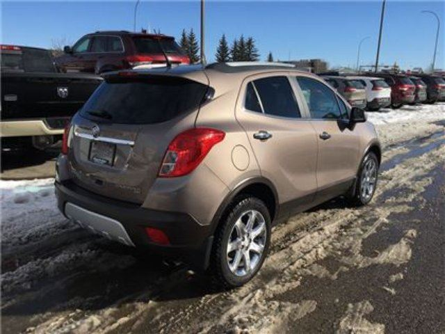 2014 buick encore leather heated seats remote start okotoks alberta used car for sale 2699650. Black Bedroom Furniture Sets. Home Design Ideas