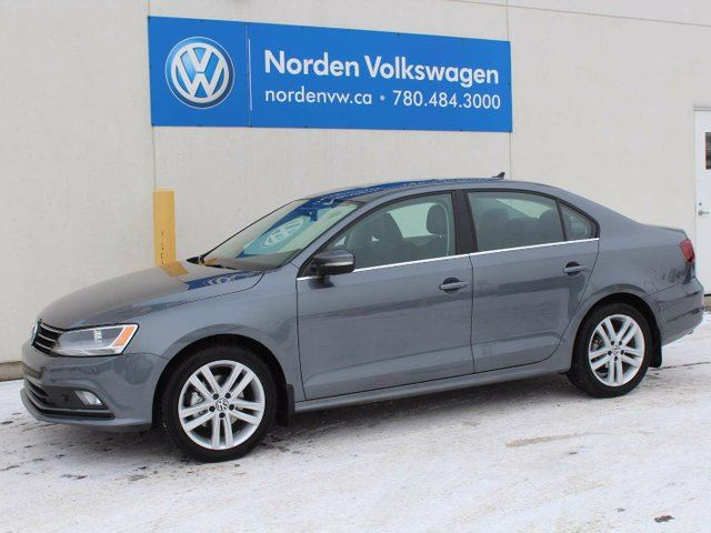 2016 volkswagen jetta 1 8 tsi highline edmonton alberta used car for sale 2700107. Black Bedroom Furniture Sets. Home Design Ideas