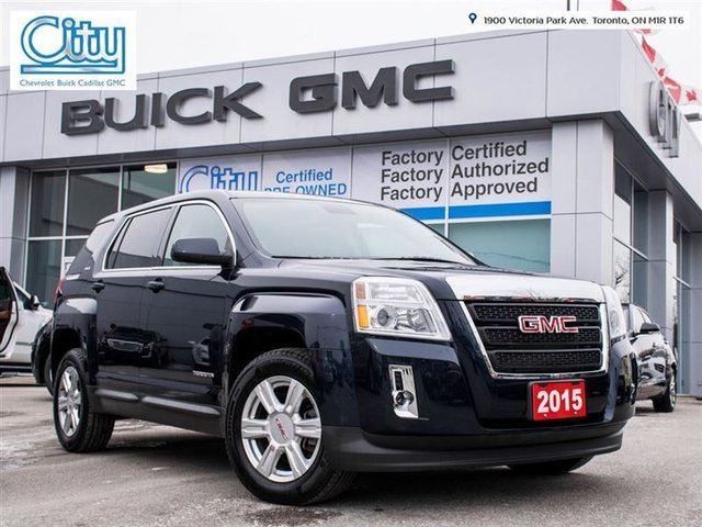 2015 gmc terrain sle toronto ontario used car for sale 2700077. Black Bedroom Furniture Sets. Home Design Ideas