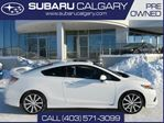 2015 Honda Civic Si in Calgary, Alberta