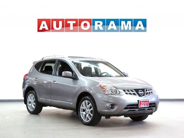 2011 nissan rogue sl 4wd north york ontario used car for sale 2699656. Black Bedroom Furniture Sets. Home Design Ideas