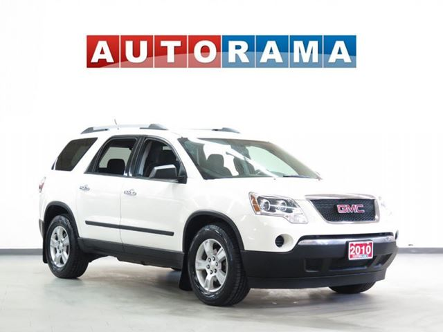 2010 gmc acadia 4wd 7 passenger north york ontario used. Black Bedroom Furniture Sets. Home Design Ideas
