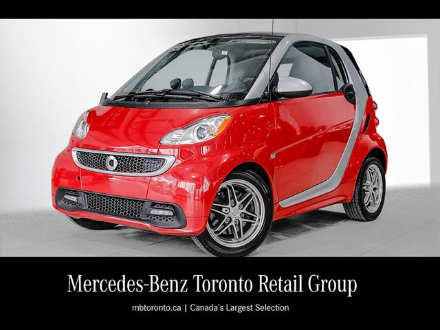 2013 SMART FORTWO passion cpn++ in Toronto, Ontario