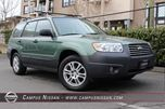 2008 Subaru Forester X SE in Victoria, British Columbia