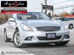 2012 Infiniti G37 x AWD ONLY 90K! **TECHNOLOGY PKG** NAVIGATION PKG in Scarborough, Ontario