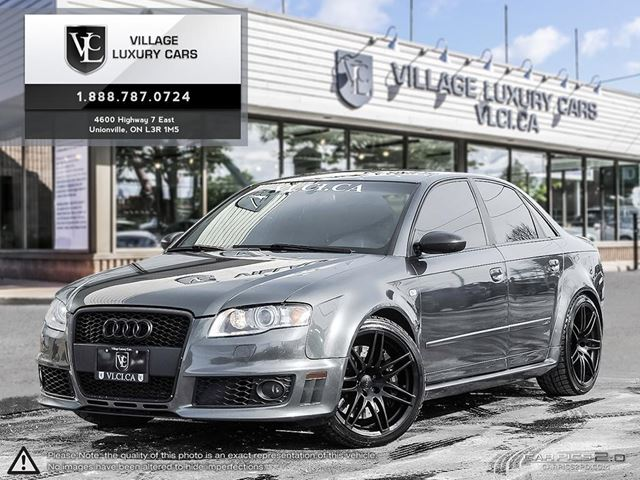 2007 audi rs4 4 2l pending sale markham ontario used car for sale 2699415. Black Bedroom Furniture Sets. Home Design Ideas