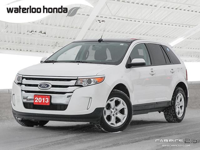 2013 Ford Edge SEL Back Up Camera Navigation and More