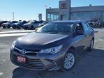2017 Toyota Camry LE in Lindsay, Ontario