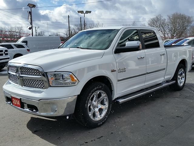 2014 Dodge Ram 1500 Laramie 4x4 Longbox Air Suspension