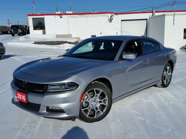 2016 dodge charger sxt plus awd orillia ontario used. Black Bedroom Furniture Sets. Home Design Ideas