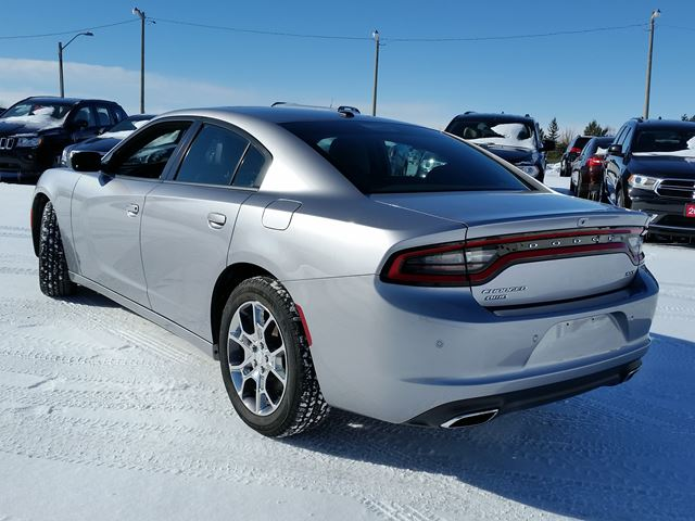 2016 dodge charger sxt plus awd orillia ontario used car for sale 2699506. Black Bedroom Furniture Sets. Home Design Ideas
