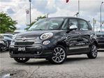 2015 Fiat 500L Lounge * Panoramic Sunroof * Leather * Navigation in Woodbridge, Ontario