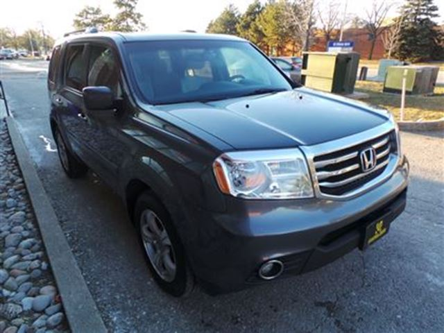 2013 honda pilot ex l 7 seater with leather woodbridge ontario used car for sale 2700428. Black Bedroom Furniture Sets. Home Design Ideas