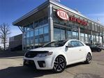 2012 Kia Forte Koup SX- $69.85 Bi Weekly, Auto, Leather, Roof in Mississauga, Ontario