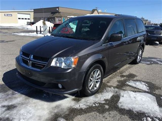 2015 dodge grand caravan sxt premium plus dvd sirius radio fonthill ontario used car for sale. Black Bedroom Furniture Sets. Home Design Ideas