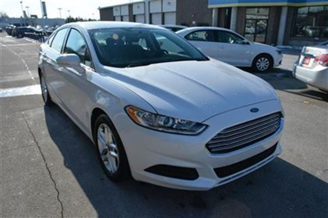 2013 ford fusion se automatic with aluminum rims white gorruds auto group milton. Black Bedroom Furniture Sets. Home Design Ideas