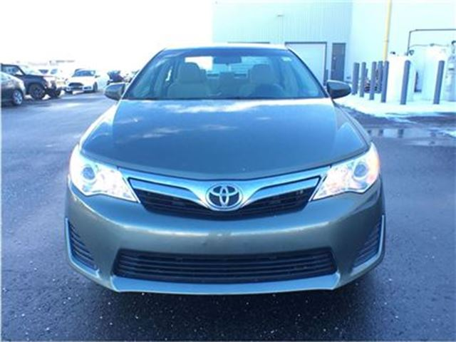 2012 Toyota Camry LE A6 Mississauga tario Car For