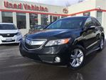 2014 Acura RDX AWD, TECH PKG, NAVI, SUNROOF, LEATHER, 1 OWNER in Toronto, Ontario