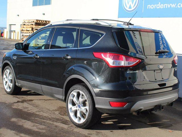 2013 ford escape titanium edmonton alberta used car for sale 2701122. Black Bedroom Furniture Sets. Home Design Ideas