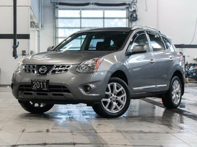 2011 nissan rogue sv premium package awd grey kelowna. Black Bedroom Furniture Sets. Home Design Ideas