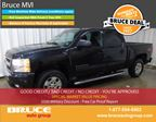 2010 Chevrolet Silverado 1500 LT 5.3L 8 CYL AUTOMATIC 4X4 CREW CAB in Middleton, Nova Scotia