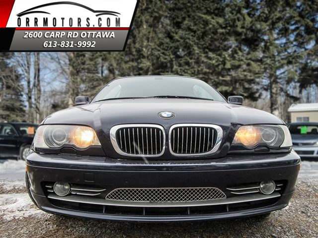 2003 bmw 3 series 330 ci 330ci convertible stittsville. Black Bedroom Furniture Sets. Home Design Ideas
