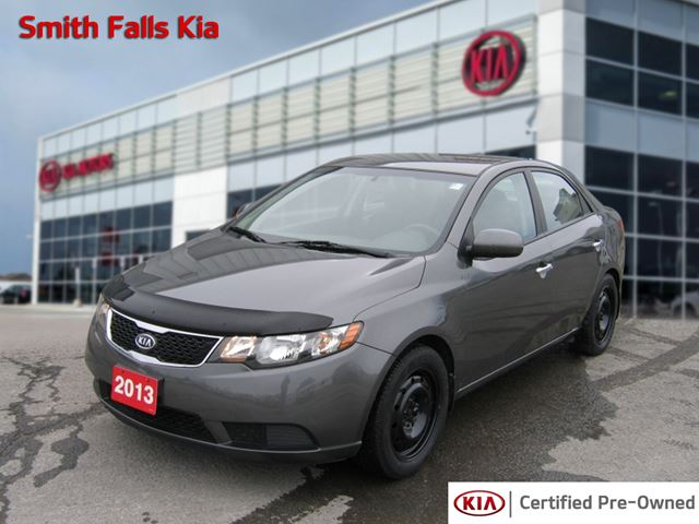 2013 kia forte ex smiths falls ontario used car for. Black Bedroom Furniture Sets. Home Design Ideas