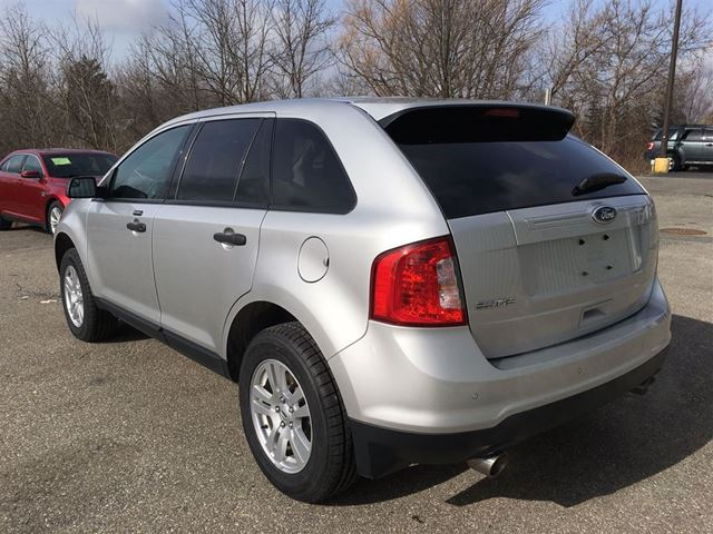 2012 ford edge se cayuga ontario used car for sale 2700619. Black Bedroom Furniture Sets. Home Design Ideas