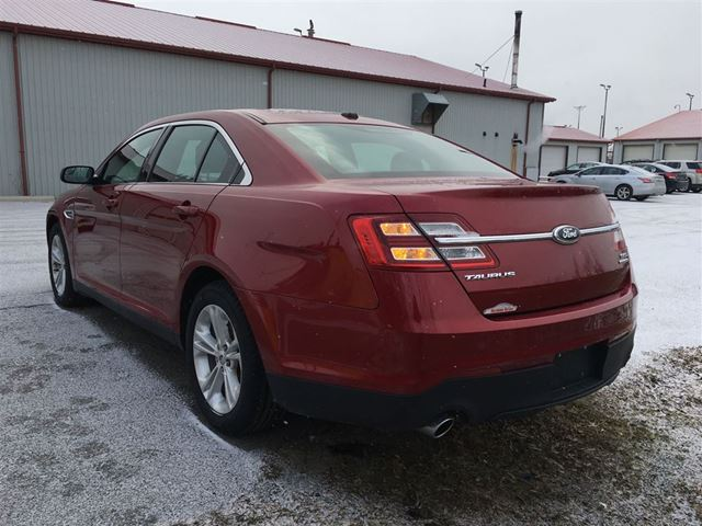 2013 ford taurus sel cayuga ontario used car for sale. Black Bedroom Furniture Sets. Home Design Ideas