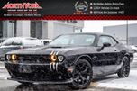 2016 Dodge Challenger R/T Nappa Leather Nav Alpine Sound HTD/Vntd Frnt Seats 20Alloys in Thornhill, Ontario