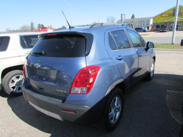 2013 chevrolet trax lt arnprior ontario used car for sale 2700556. Black Bedroom Furniture Sets. Home Design Ideas