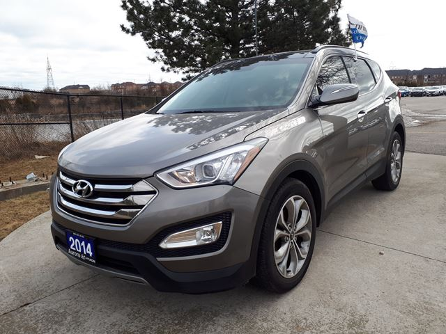 2014 hyundai santa fe sport aurora ontario used car for sale 2700990. Black Bedroom Furniture Sets. Home Design Ideas